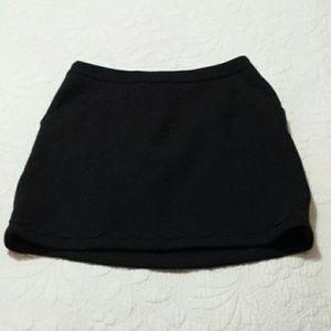 Banana Republic Women's Black Skirt NTW